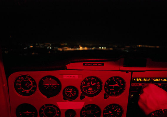 Qualification for night flights - NIGHT(A)