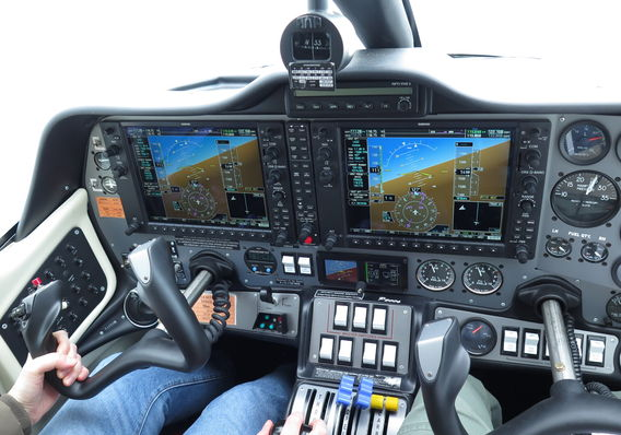 Multi Engine Piston / Instrument Rating MEP/IR