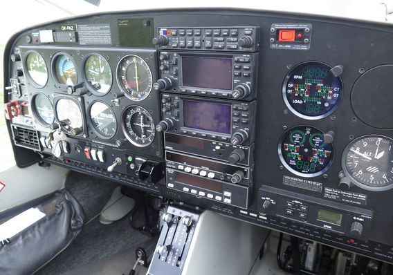 Single Engine Piston / Instrument Rating SEP/IR