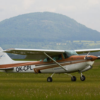 Pilot of the Cessna 172RG