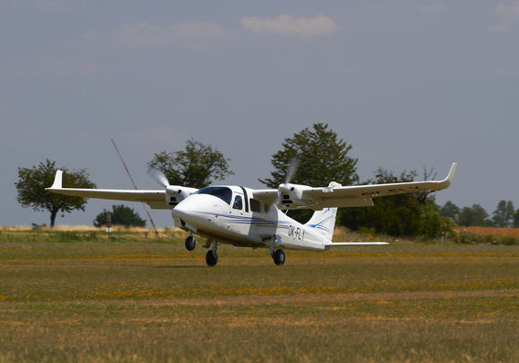 Qualification for multi-engine aircraft MEP